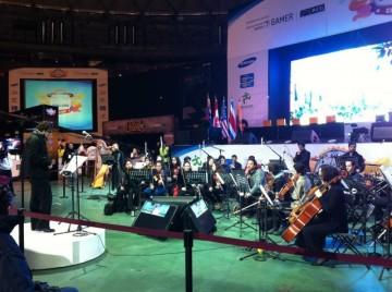Live Game Sinfónico de Tito Troncoso WCG 2012