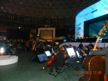 Live Game Sinfónico de Tito Troncoso WCG